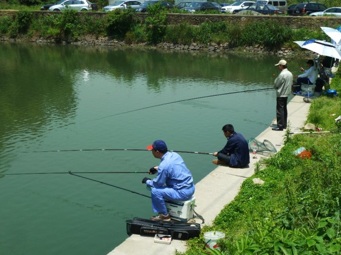 服务于钓鱼爱好者